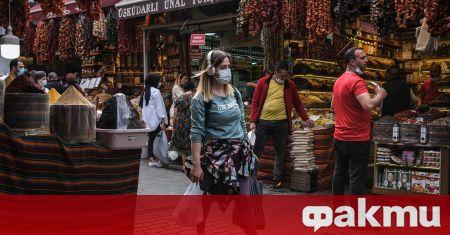 Над 38,74 милиона дози коронавирусни ваксини са поставени в Турция,