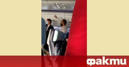 Самолет на френските авиолинии вчера кацна извънредно на летище София