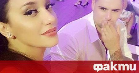 Бившата половинка на поп певицата Мария Илиева и баща на
