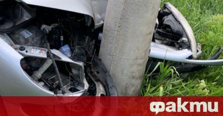 Възрастен мъж е починал при пътен инцидент във Велинград. Сигнал