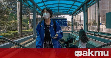 Китай съобщи днес за 90 нови случая на заразяване с