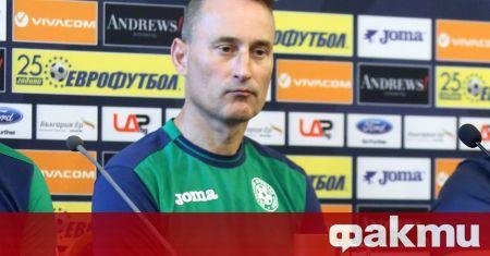 Георги Донков - бивш футболист и помощник-треньор на Левски -