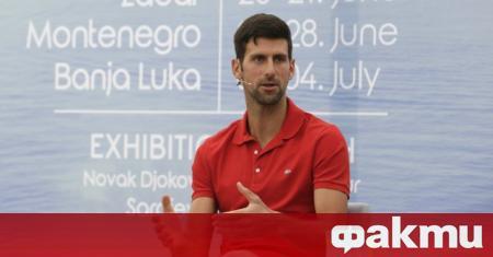 Новак Джокович и Рафаел Надал бяха поставени като потвърдени заявки