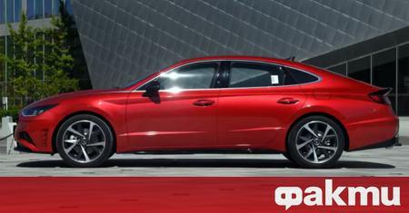 Новата версия с дълга база за Hyundai Sonata, дебютира в