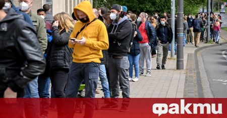 Германският министър на здравеопазването Йенс Шпан обяви, че в сряда