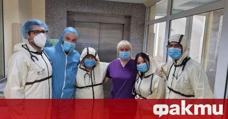 Ваксинираните срещу Covid-19 пациенти, на които им се налага да