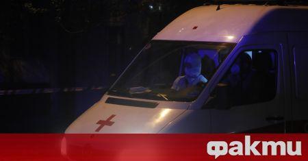 Пожар избухна в болница в центъра на Москва, над 20