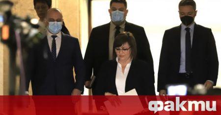 Президентът Румен Радев връчва днес на последния проучвателен мандат за