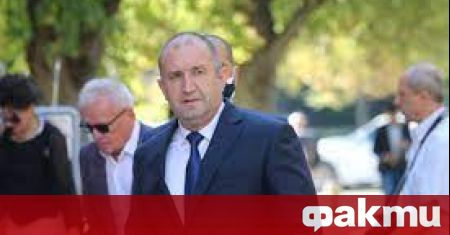 Днес държавният глава Румен Радев ще вземе участие в честванията