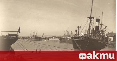 На 12 август 1879 г. е създаден Българският военен флот.