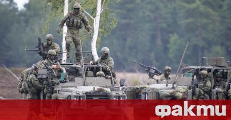 НАТО задейства план за отбрана на Полша и балтийските страни,