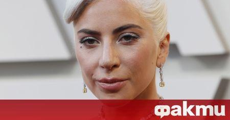 Световноизвестната певица и актриса Лейди Гага наскоро бе засечена по
