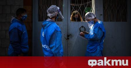 Латинска Америка вече е основното огнище на коронавируса в света.