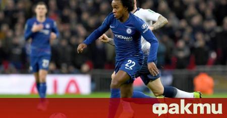 Челси направи актуализирана оферта към Вилиан за нов договор, съобщи