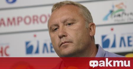 Треньорът на Арда - Николай Киров-Белия, бе доволен от показаното
