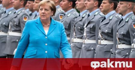 Германия влиза от понеделник в четириседмична карантина, обяви канцлерът Ангела