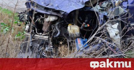 Сигнал за тежка катастрофа на пътя Разград - Варна е