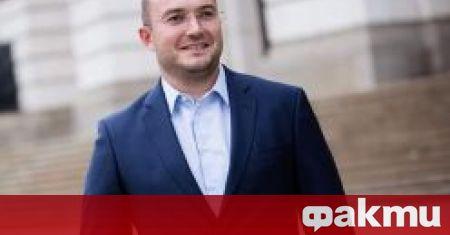 Георги Георгиев, председател на постоянната комисия по бюджет и финанси