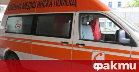 Мъж е починал, а жена е ранена при тежка катастрофа