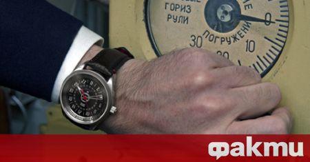 Руският производител на часовници Ракета пусна в продажба нов модел,