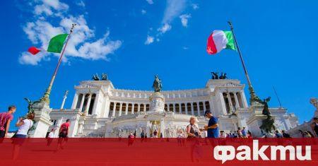 От днес до 6 април в Италия действа нова правителствена