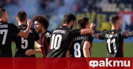 Футболният гранд на Северна Македония Вардар (Скопие) за първи път