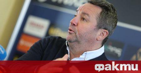 Старши треньорът на Левски Славиша Стоянович отправи призив за промени