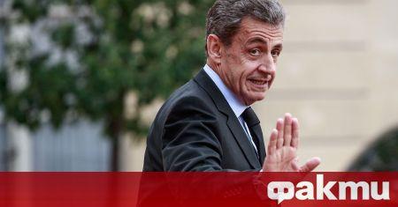 Френските консерватори се обединиха в подкрепа на Никола Саркози, съобщи
