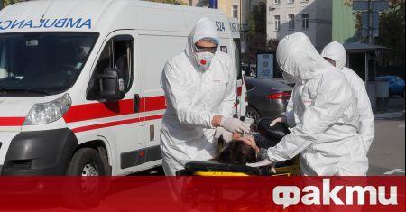 Украйна отбеляза нов антирекорд по брой на новозаразени с коронавируса
