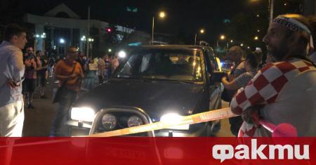 В 37-ия ден на протести остана блокадата на кръстовищата на