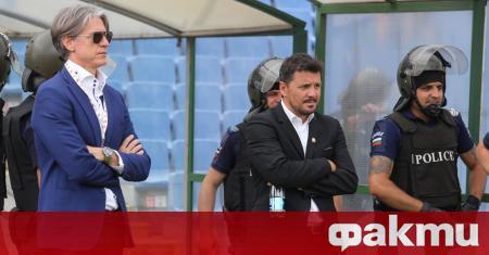 Милош Крушчич остана недоволен от слабата комуникация в защитата на