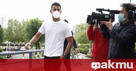 Съдът в Мадрид осъди нападателят на Атлетико Диего Коста на