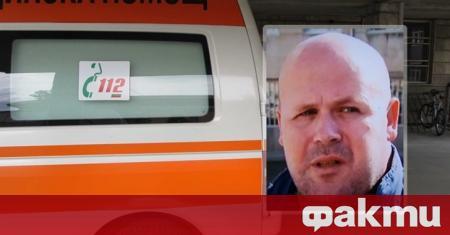 Смъртта на 49-годишния лекар от столичната Спешна помощ, който загуби
