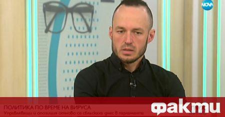Президентът се формира като алтернативен център на властта на Бойко