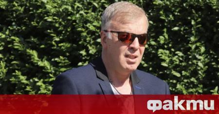 Наско Сираков ще стане шеф на Левски от 6 юли.
