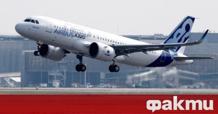 Компанията Airbus обяви планове за първи пътнически самолет с нулеви