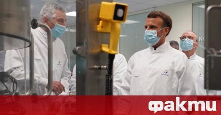 Франция ще отпусне средства за независимостта на своята фармацевтична индустрия
