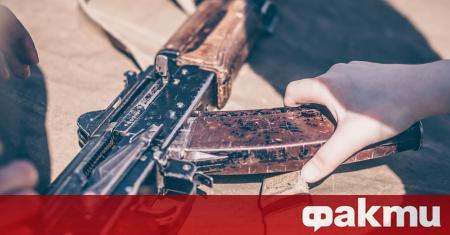 Въоръжен мъж откри стрелба пред сградата на хърватското правителство, разположена