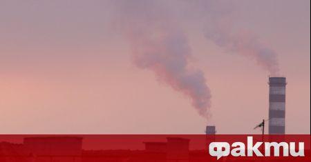 С искане за по-чист въздух и спиране на проектите за
