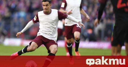 Нюкасъл започна преговори с Барселона за трансфер на полузащитника Филипе