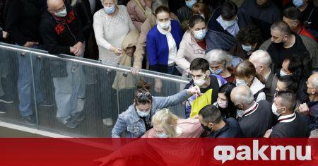 В Белград и Ниш ще се ваксинира с втора доза