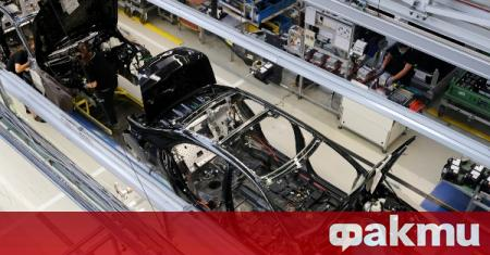 Правителството на Германия обяви ръст в износа, съобщи Ди Велт.