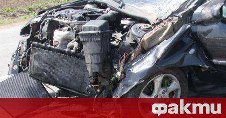 Младеж е загинал при тежка катастрофа във Врачанско, съобщиха от