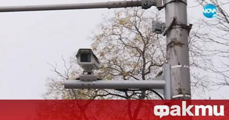 Затягат контрола над шофьорите в София. Над 200 допълнителни камери