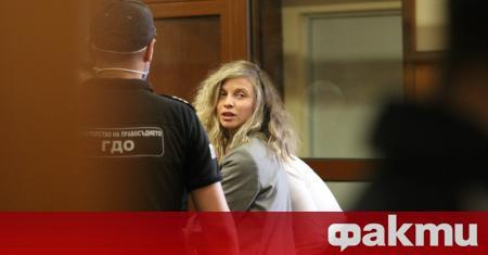 Специализираният наказателен съд пусна под домашен арест певицата Лиляна Деянова,