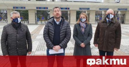 """Съпредседателят на """"Демократична България Христо Иванов подаде днес сигнал до"""