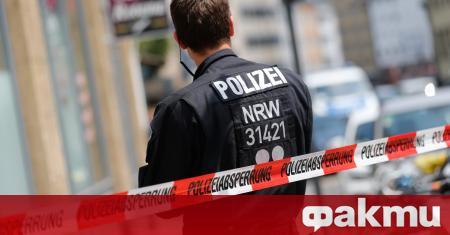 Германската полиция обяви, че е започнала разследване, след като в