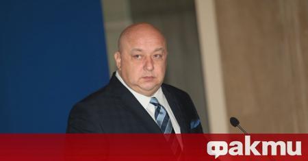 Mинистърът на спорта Красен Кралев отсече по време на Сутрешния