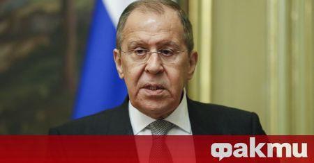 Руският външен министър Сергей Лавров ще посети Ереван, където на