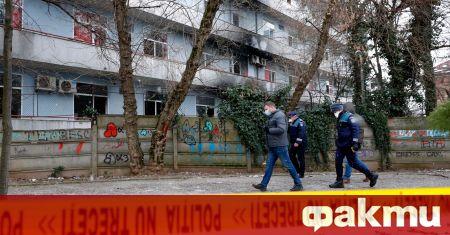 Четирима души загинаха днес при пожар в голяма болница в